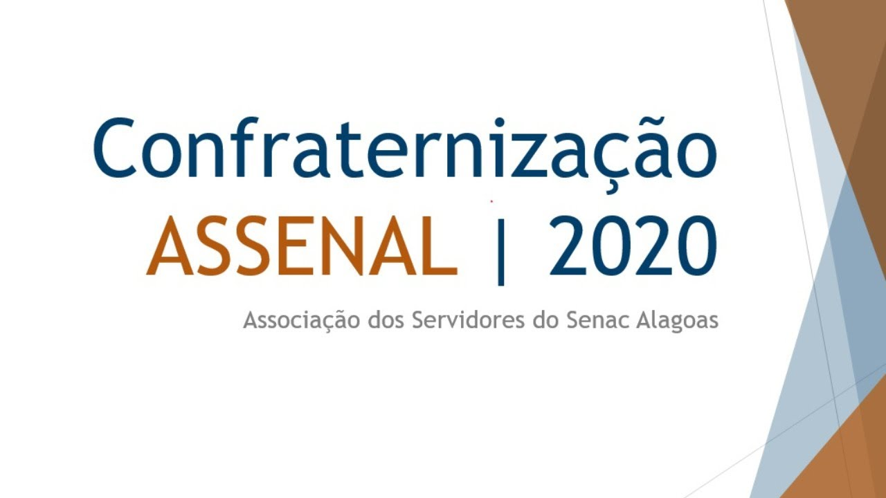 Download Confraternização ASSENAL 2020