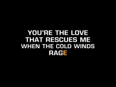 LeAnn Rimes - I Need You (Karaoke)
