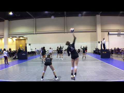 Encore 18 Hybrid vs Absolute 17 Pink (2018 NCVA Golden State Qualifier)