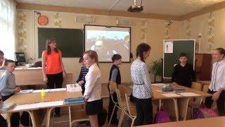 "Видеоурок 5 класс""Wer arbeitet wo ?"""