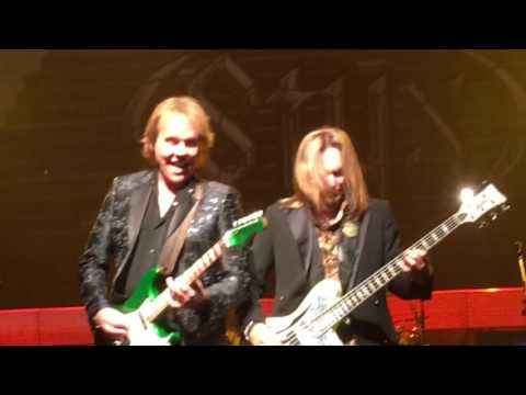 Styx Wallingford Connecticut Toyota Oakdale Theatre September 25, 2016
