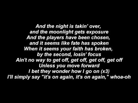 Alicia Keys - It's On Again Ft. Kendrick Lamar (Lyrics On Screen)