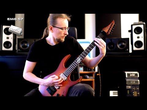 The ULTIMATE Metal Guitar Pickup Test