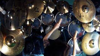 Metallica - Enter Sandman drum cover but