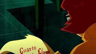 Скуби-Ду мистическая корпорация 2 сезон 21 серия глава 47 Человек в зеркале