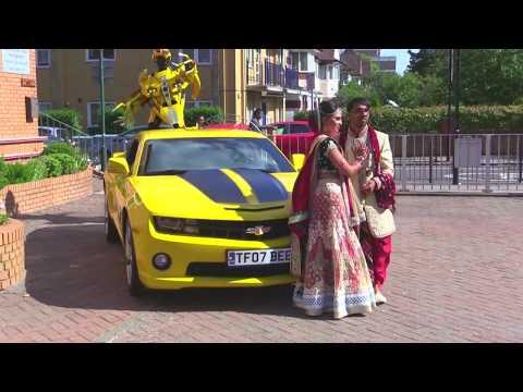 Asian wedding entertainment.
