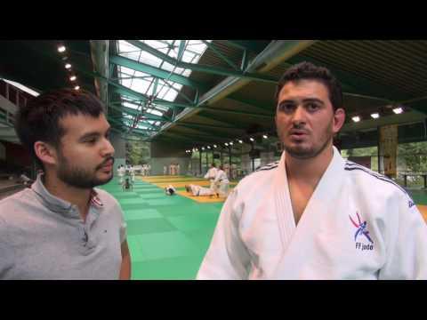 Judo : les petits secrets de Cyril Jonard en vidéo