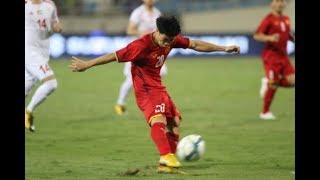 Kết quả U23 Việt Nam vs U23 Palestine: Chơi xuất sắc, U23 Việt Nam hạ đẹp U23 Palestine