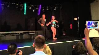 Gus & Grace - No Me Arrepiento at Bachata Spice London - 18 April 2015