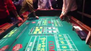 Craps Table - Club Vegas Casino Lounge
