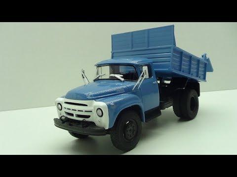 Легендарные грузовики СССР №2 ЗиЛ-ММЗ-4502 MODIMIO