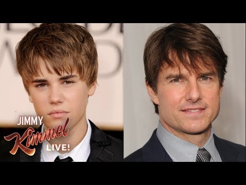 Romeo - Hilarious.  Why The Biebs wants a piece of Tom Cruise....