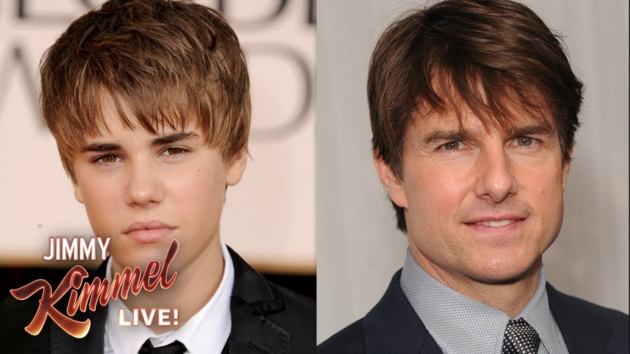 Justin Bieber says he can beat Tom Cruise in a fight, calls himself ...