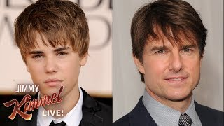 Justin Bieber Wants to Fight Tom Cruise