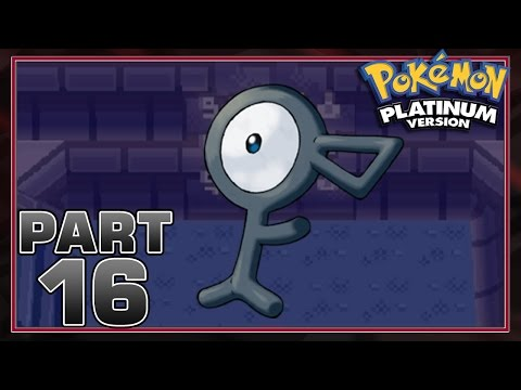 Pokemon Platinum - Part 16 - Solaceon Ruins & Lost Tower