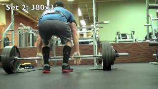 Liquid Grip Review and Wendler 5-3-1 Deadlift Day