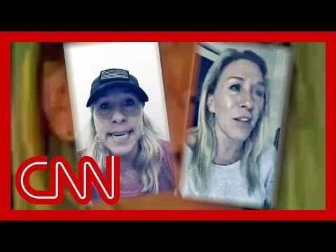 CNN: Trump praises GOP candidate despite her QAnon support
