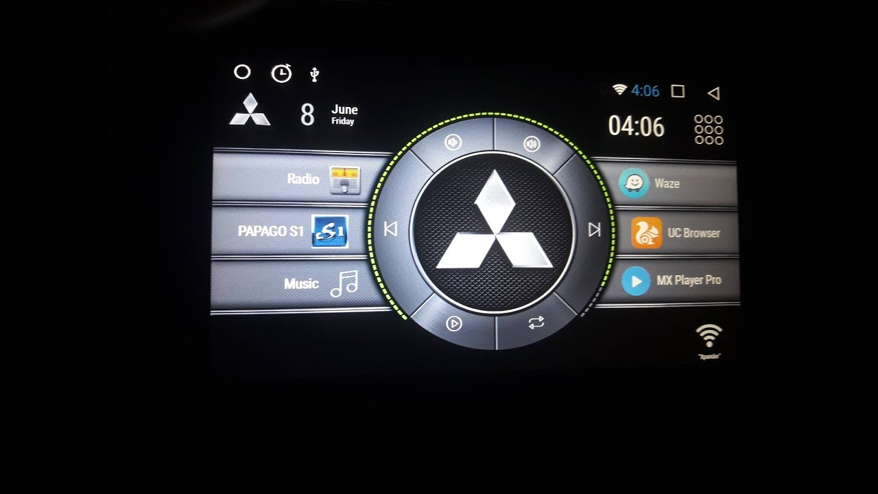 How to convert Xpander's head unit into fully functional Android via wifi  or hotspot