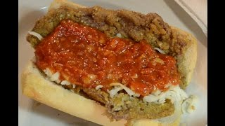 Chicago Breaded Steak Sandwich