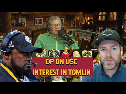 DP Discusses Reaction To USC's Interest In Mike Tomlin | 10/26/21