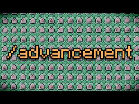 Command Basics | /advancement