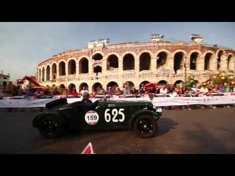Mille Miglia 2015 - Official video