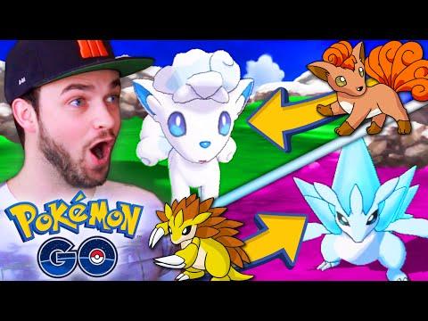 Pokemon GO - NEW POKEMON + EPIC EGG HATCHES!