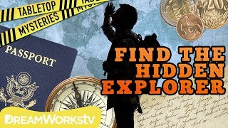 Can You Find the Hidden Explorer? | TABLETOP MYSTERIES