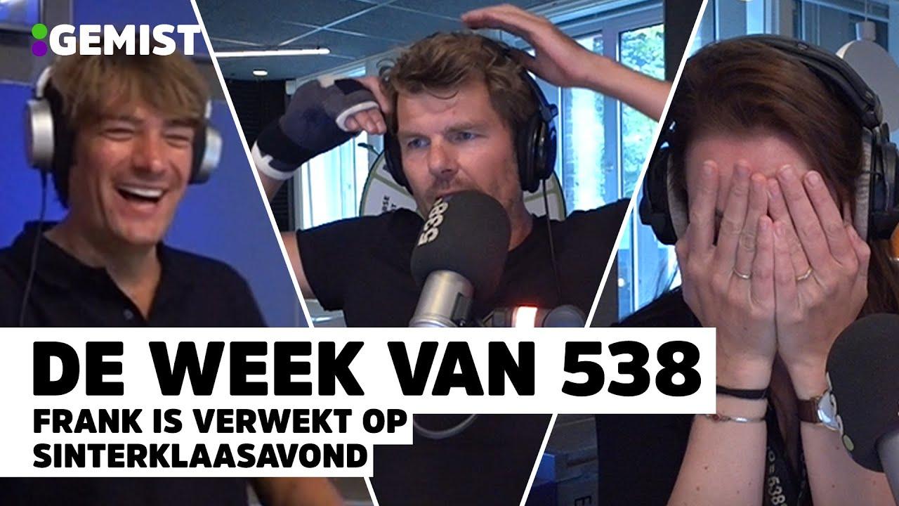 Download Sander BREEKT vingers door TEGEN DE MUUR te slaan | De Week Van 538