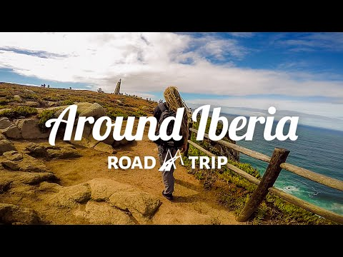 Around Iberia - Road Trip 2015 GoPro Hero4