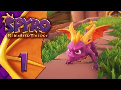 Spyro Reignited Trilogy ITA [Parte 1 - Il Ritorno]