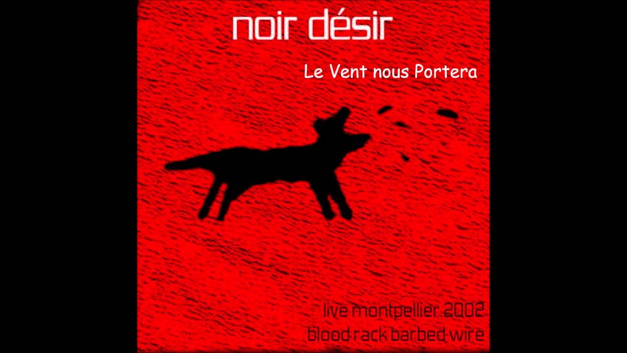2002 noir d sir le vent nous portera live z nith de - Partition guitare le vent nous portera ...