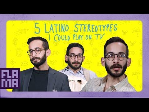 5 Latino Stereotypes On TV || Honest to Gabe