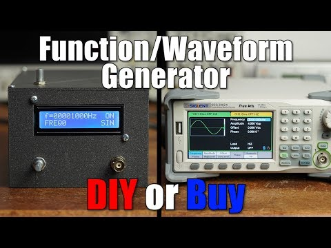 DIY Function/Waveform Generator: 6 Steps (with Pictures)