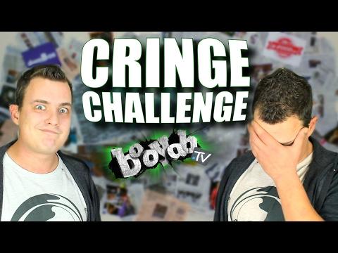 CRINGE CHALLENGE!!  BOOYAH TV