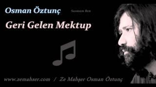 Geri Gelen Mektup  Osman Oztun    Resimi