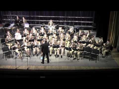 Выступление концертного оркестра школы на ассамблее духовых оркестров в Зеленограде