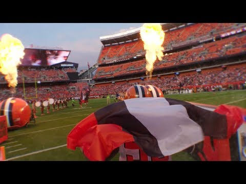 Watch Building The Browns 8/26 at 6:30pm on News5