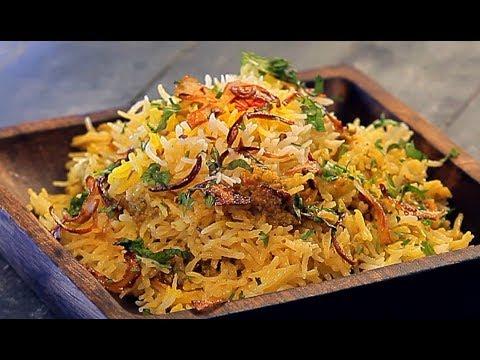 Mutton Keema Biryani Recipe How To Cook Hyderabadi Kheema Biryani