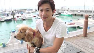 Pets Magazine Jun/jul 13 Cover Personality Desmond Tan And Hoshi