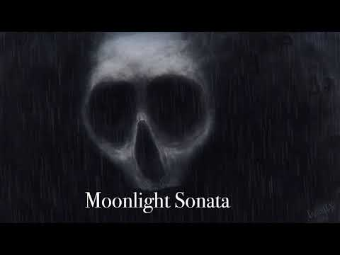 Moonlight Sonata | Rainy Detuned Piano Version