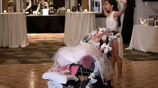 Daughter Surprises Mum On Wedding With Dance