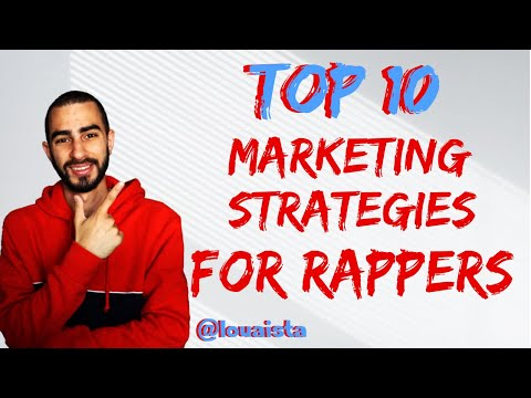 Top 10 Music Marketing Tips for Rappers in 2020 | How to Grow on Social Media | Louaista