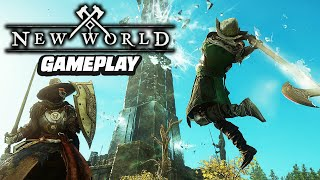 16 Minutes Of New World Expedition Gameplay