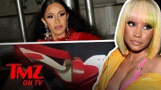 Cardi B Really HATES Nicki Minaj | TMZ TV