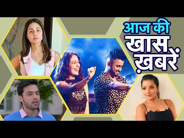 Hina Khan new Looks   Indian Idol के इस कंटेस्टेंट को डेट कर रही हैं Neha Kakkar?   Kasauti 2