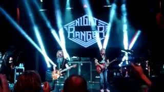 Night Ranger - When You Close Your Eyes, Don