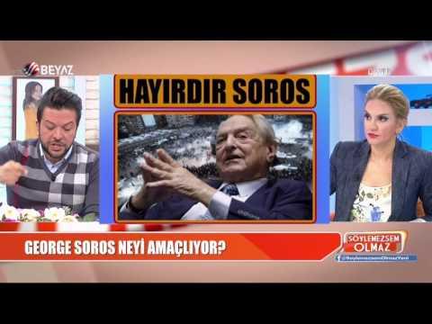 George Soros'un Türkiye'de ne işi var?