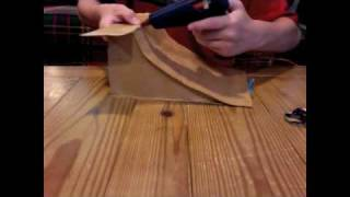 Build A Tech Deck Ramp Out Of A Box Part 2