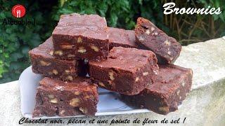 La recette du Brownies